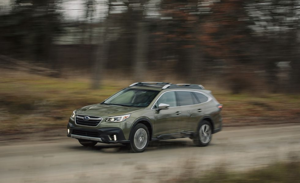 2020 Subaru Outback Touring Wagon Will Not Be Rushed Subaru Outback Subaru Xt Subaru