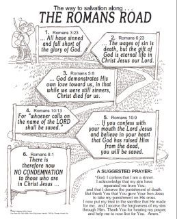 Bible Gateway passage: Romans 1:18-32 - King James Version