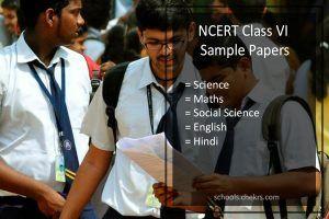 कक्षा 6 विज्ञान, गणित, एसएसटी