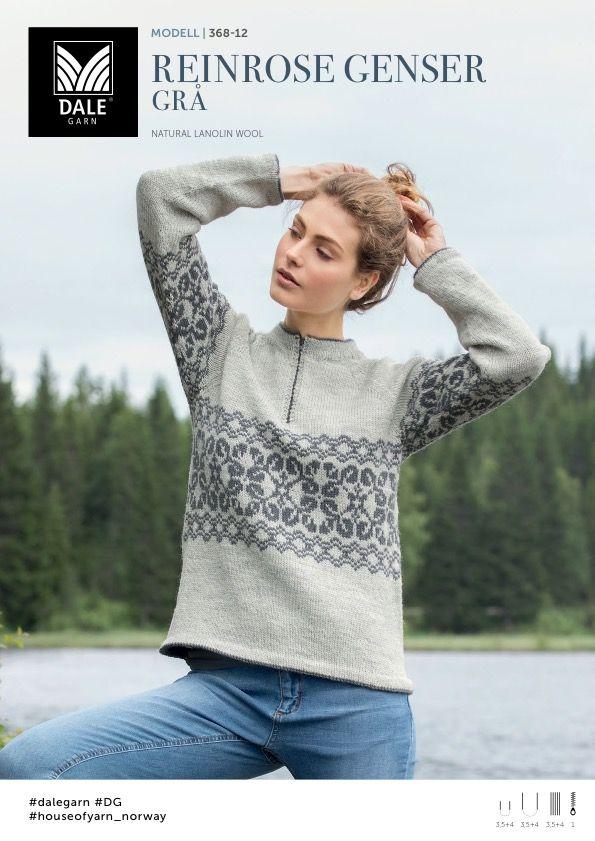Skeresultater For Side 12 Dale Garn Knitting Sweaters