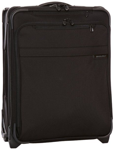 f76f53e5d81 Amazon.com  Briggs   Riley Luggage Baseline International Carry-On Wide  Body Upright