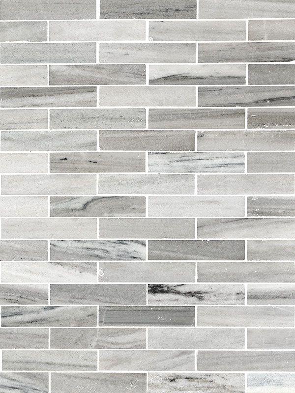 Modern White Gray Subway Marble Backsplash Tile Kitchen Tiles Backsplash Marble Tile Backsplash Tile Backsplash
