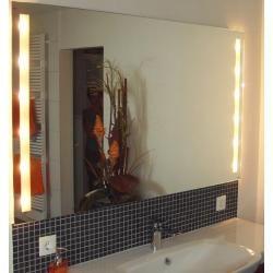 Photo of Top Light Spiegel FineLine 90 x 50cm FineLine 12x 10 Watt, 90,00 cm, 50,00 cm 1-029050 Top Light