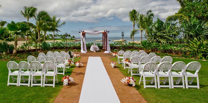 Aulani Wedding Aulani Wedding Hawaii Wedding Destination Wedding Venues
