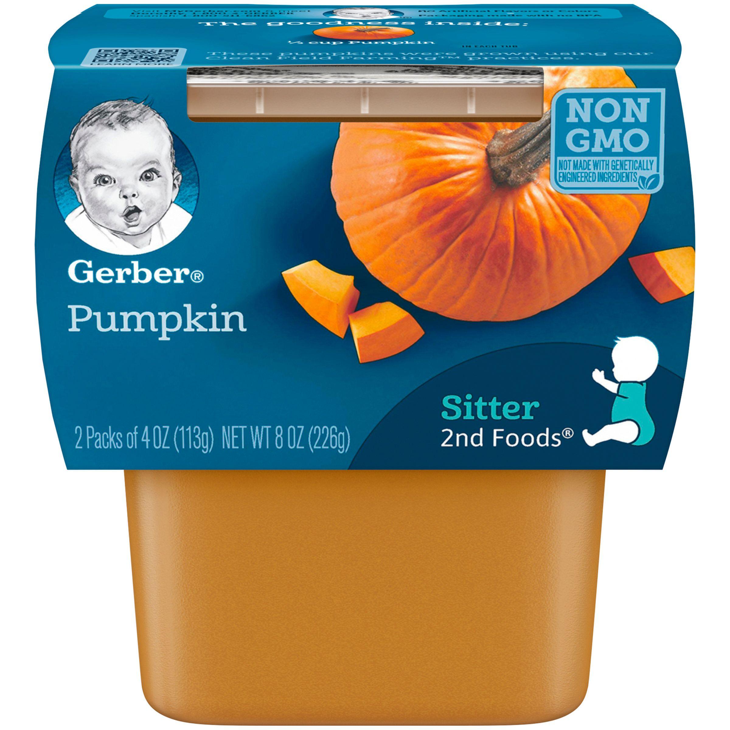 stage 2 baby food gerber