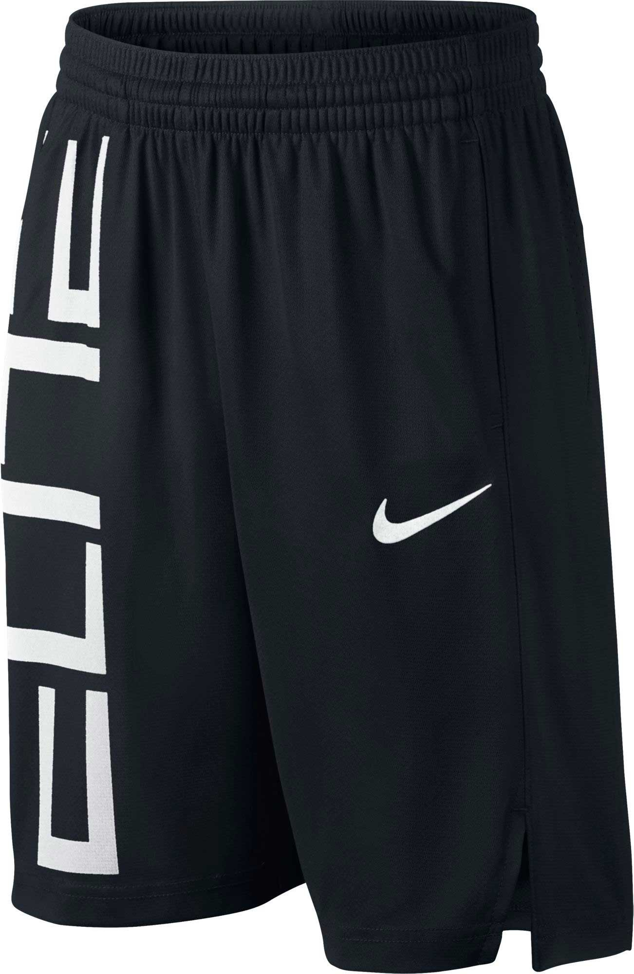 promo code 31ea3 8883c Nike Boys  Dry Elite Basketball Shorts, ...