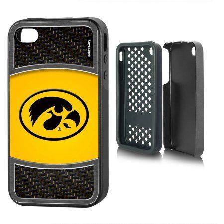 Iowa Hawkeyes Apple iPhone 4/4s Rugged Case