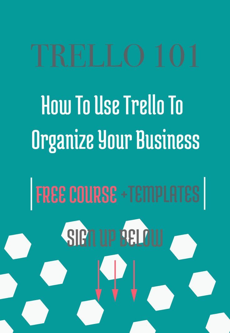 Im so excited to share this free course trello 101 how
