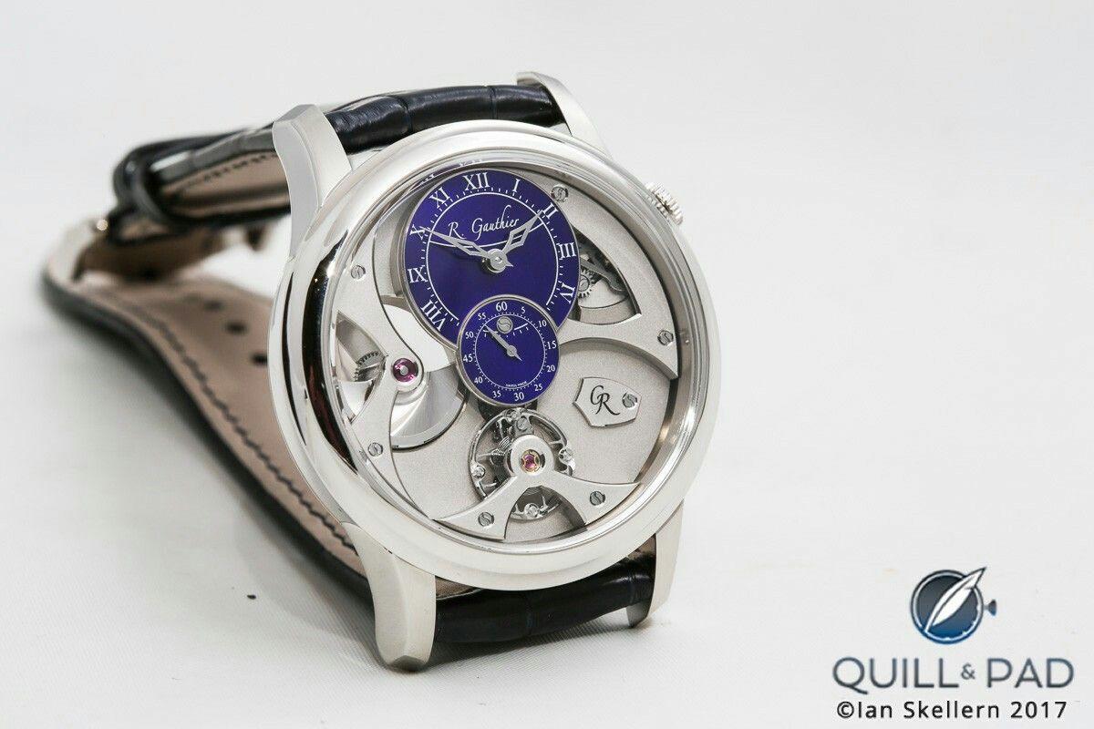Romain Gauthier Insight Micro-Rotor in platinum