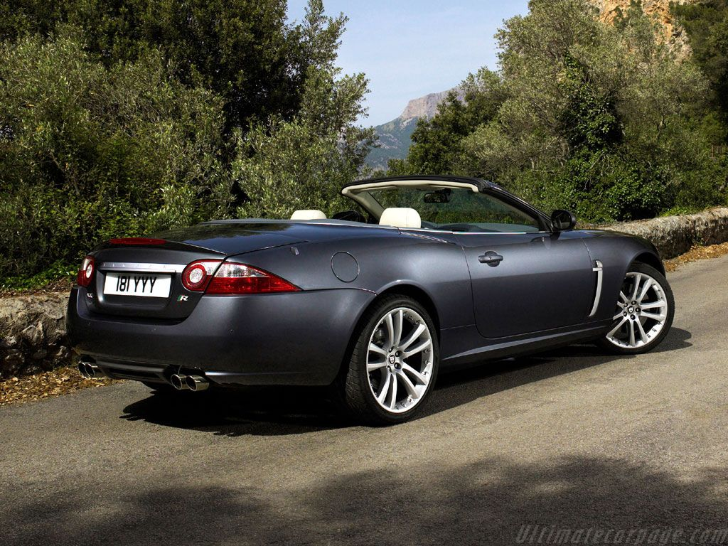 Jaguar Xkr Convertible High Resolution Image 6 Of 6 Jaguar Car Jaguar Jaguar Xk Convertible