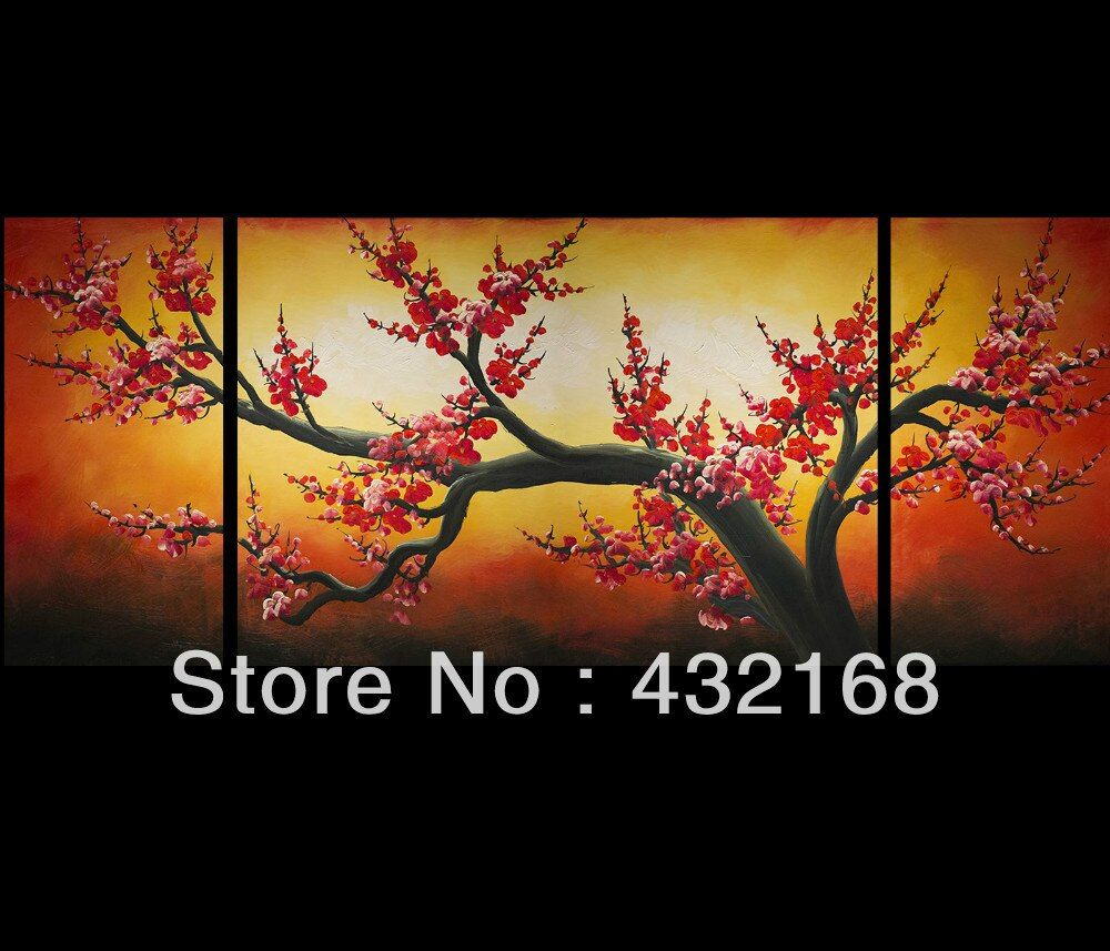 Cherry Blossom Tree Sunset Painting Google Search Sunset Painting Blossom Trees Cherry Blossom Tree
