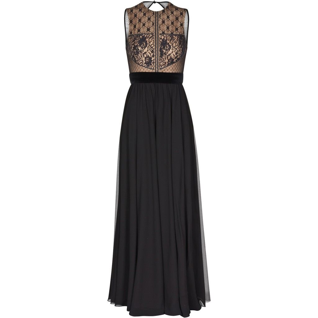 Abendkleid LUCREZIA, schwarz | Abendkleid, Kleider ...