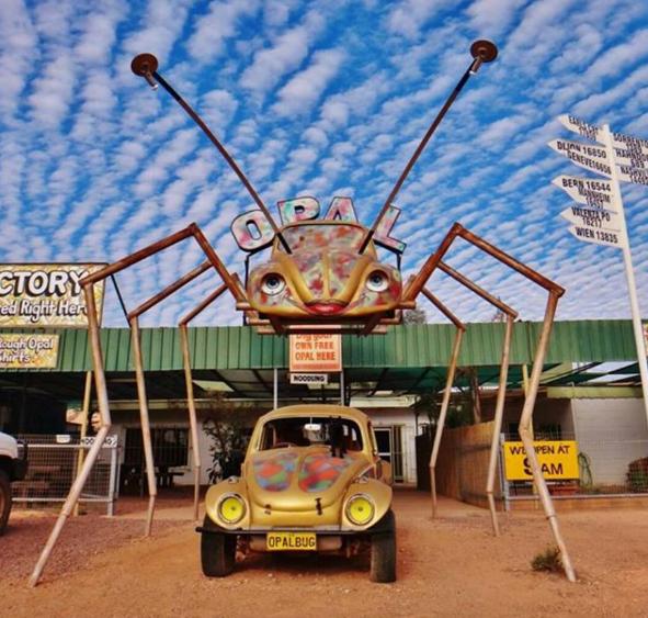 Definitivamente uno para la lista de sueños a realizar. | Hay un pueblo australiano donde la mayoría de residentes viven bajo tierra
