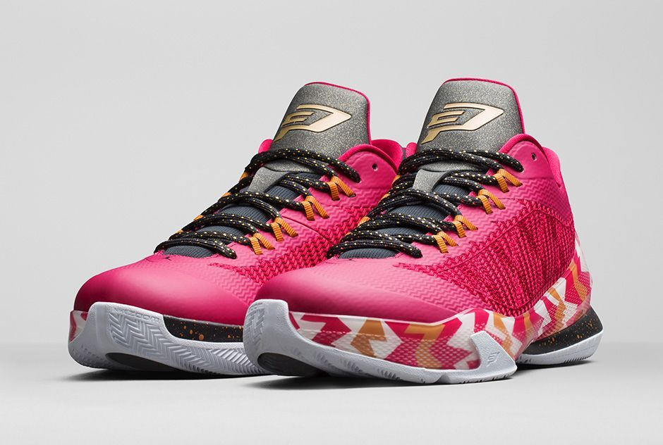 Fashion · Official images and release info of the upcoming Jordan CP3.