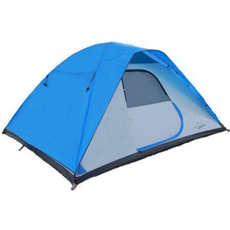 Alpine Mountain Gear 4-Person Tent, Blue