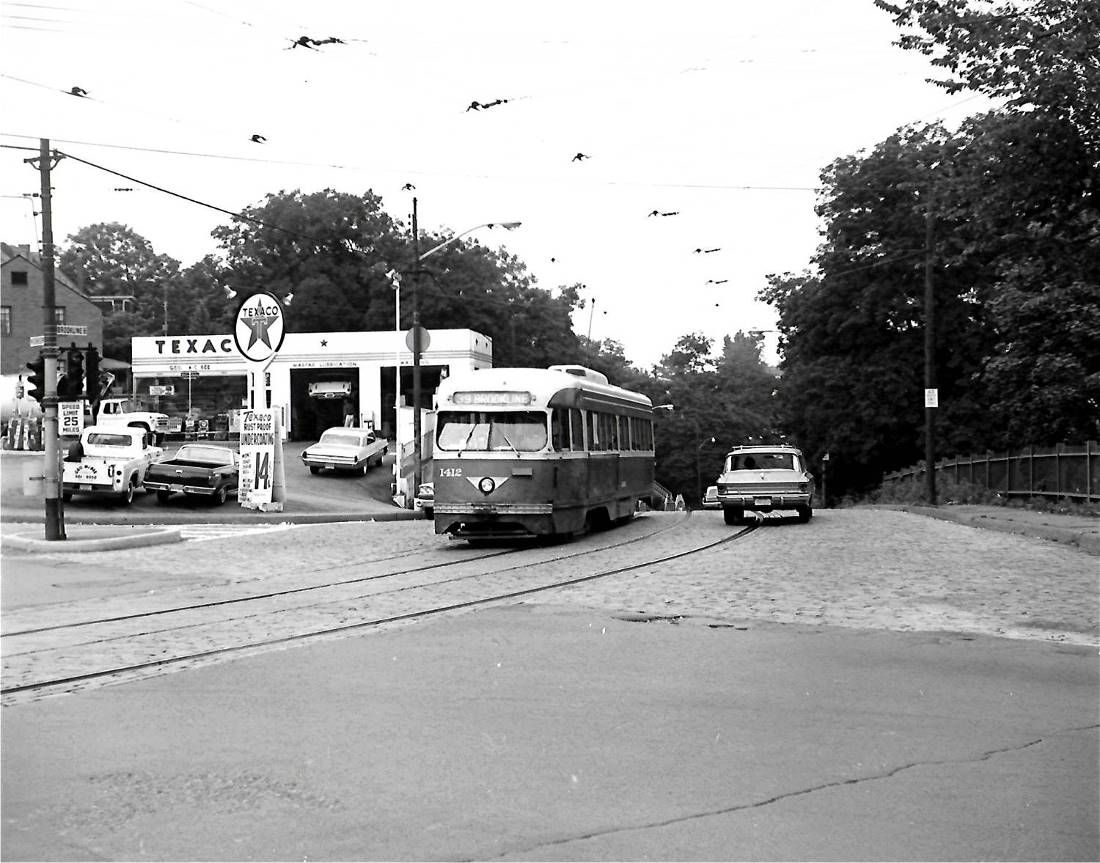 Pin By Chris Manosis On Baltimore Buses Trolleys History Pittsburgh Pa Street Cars