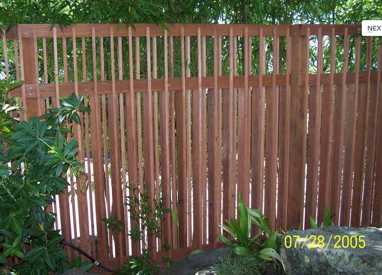 Fence Ideas Horizontal And Vertical Slats Neighborhood Nursery Fence Design Privacy Fence Designs Modern Nursery Design