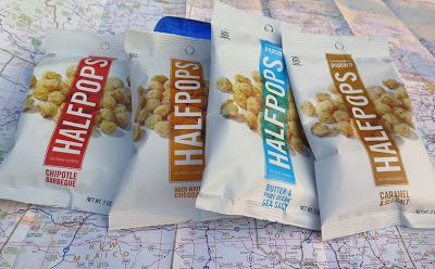 Check out my review of HALFPOPS half popped kernels. #gotfree