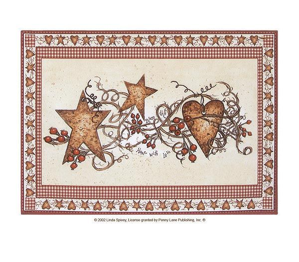 12 Hearts And Stars For Home Ideas Linda Spivey Country Porch