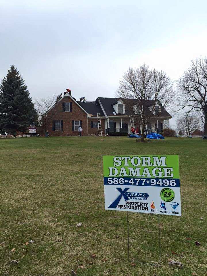 Another happy homeowner getting a FREE roof! Wondering how