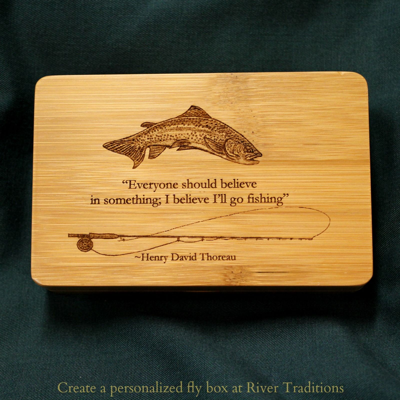 Beautiful Fly Boxes With Inspiring Fly Fishing Quotes Fly Fishing Quote Fishing Quotes Fly Fishing