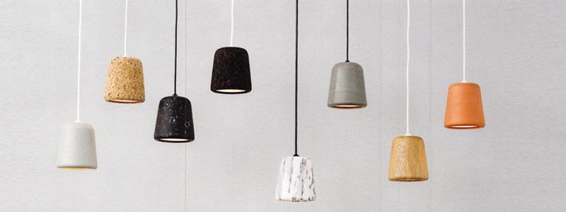Material Pendant Lamps By Nevvvwork