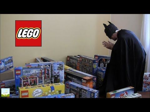 Batman builds his house with haul of Lego sets - Speed Wealthy ...