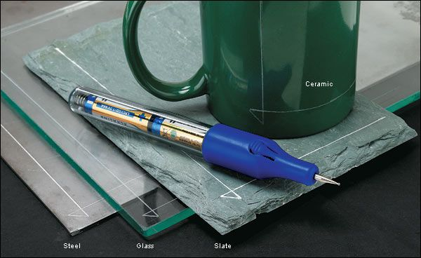 Micro Engraver For Slate Gifts Makery Supplies Tools