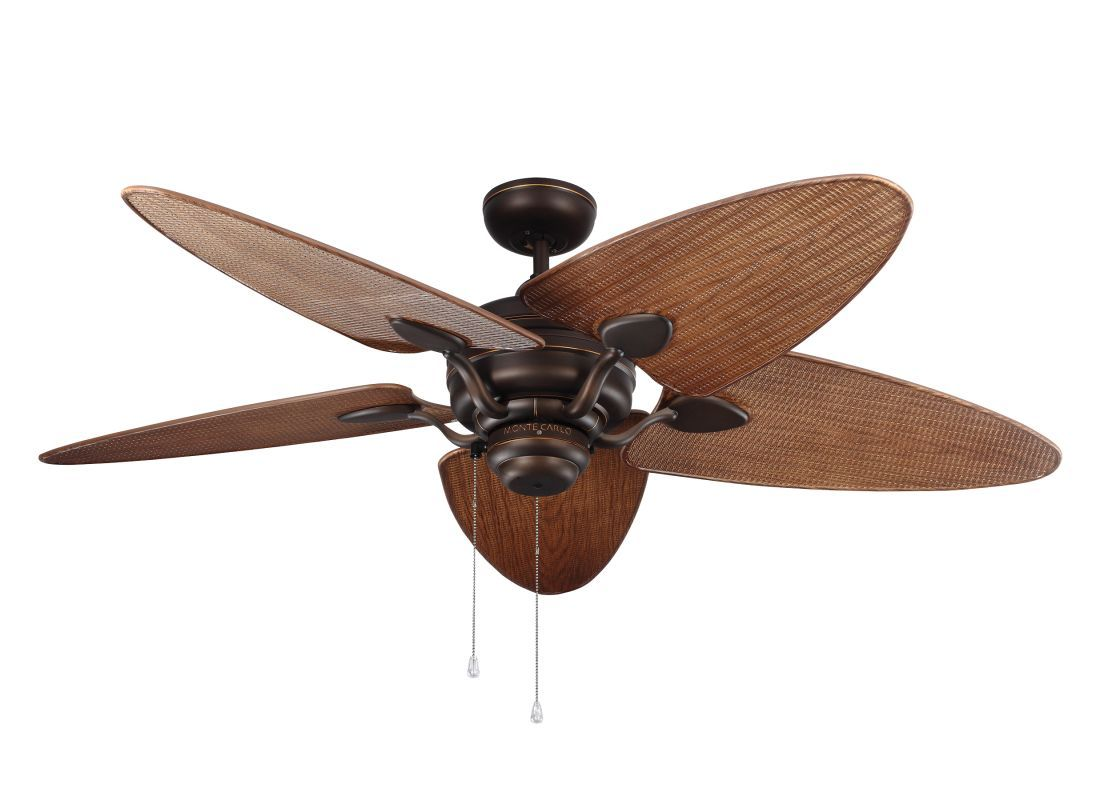 Monte Carlo Peninsula 5 Blade 56 Outdoor Ceiling Fan Blades