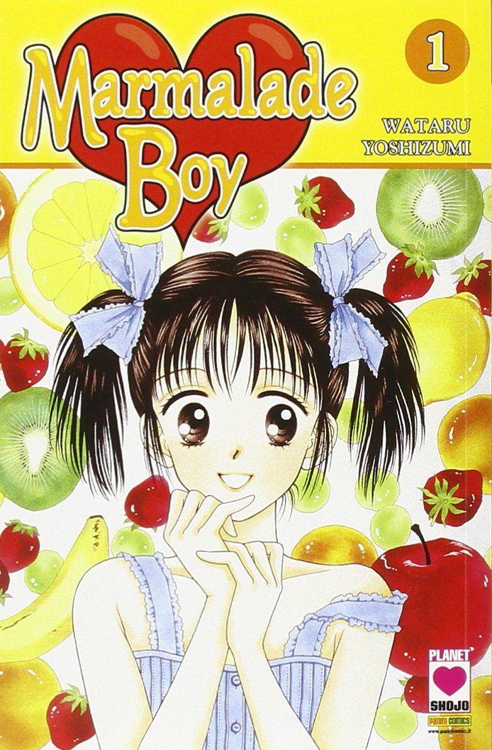 Marmalade Boy 1 Marmalade, Boy Ad Marmalade, Books to