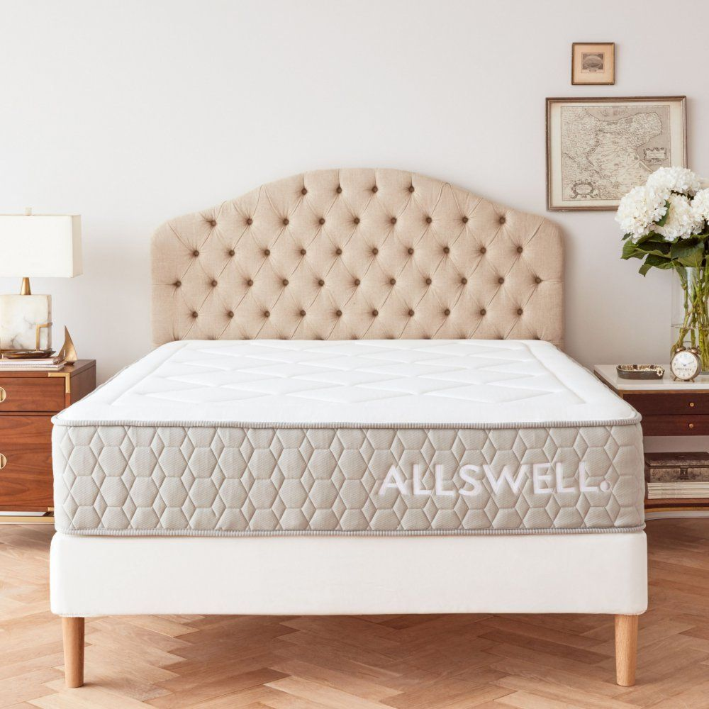 Allswell luxe classic firmer 12 in foam and coil mattress