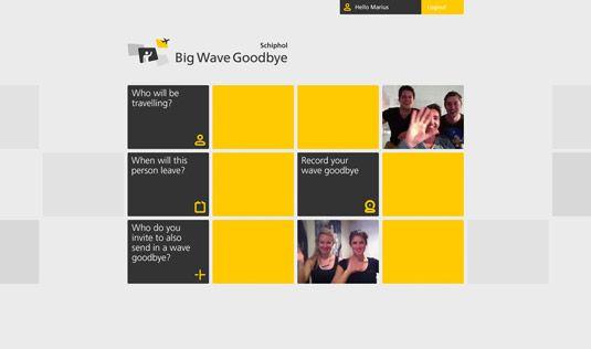 Airport Web App Is Pixel Perfect Web Design Big Waves Design