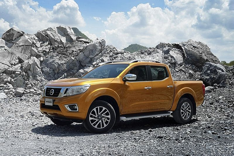 2018 Nissan Navara SUV: News, Design, Arrival >> 2018 Nissan Frontier Off Road 4x4 Design Pictures
