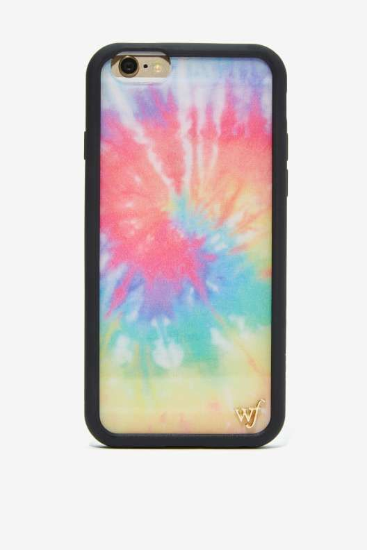 Wildflower Tie or Die iPhone 6 Case