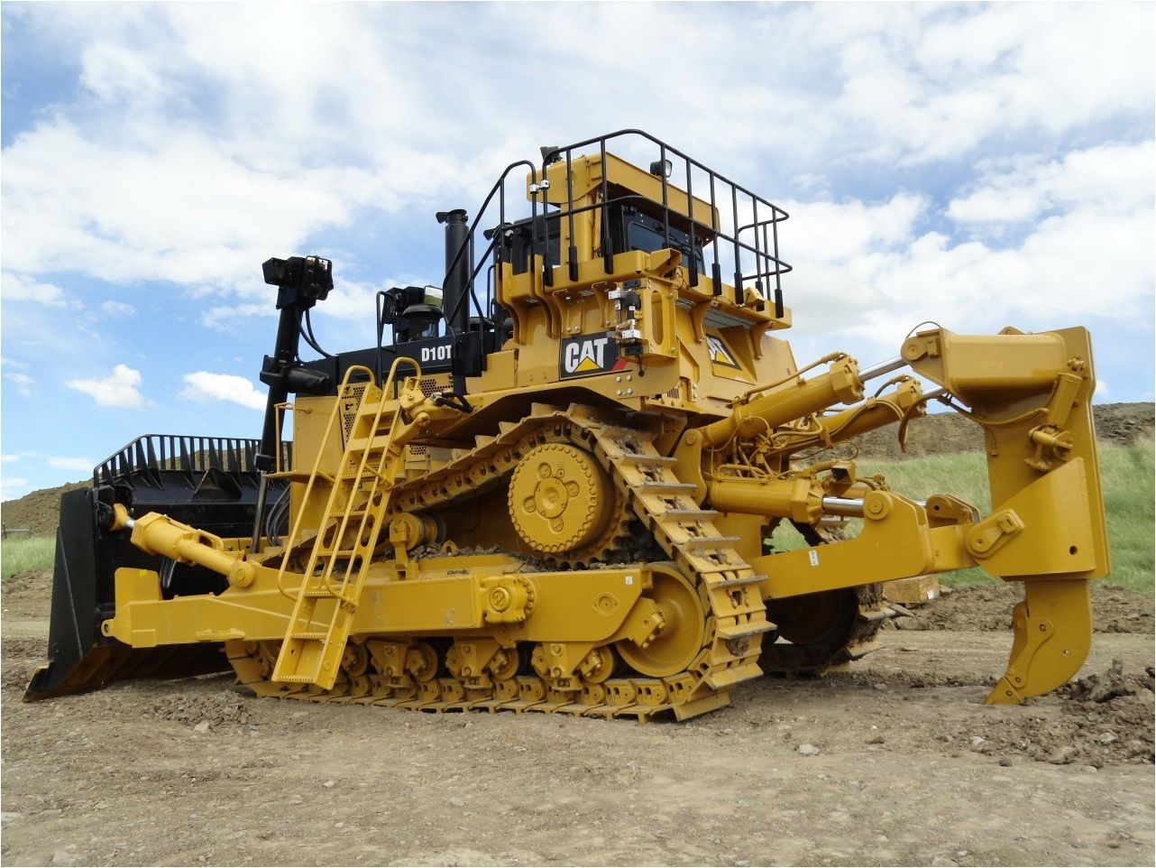 machine caterpillar