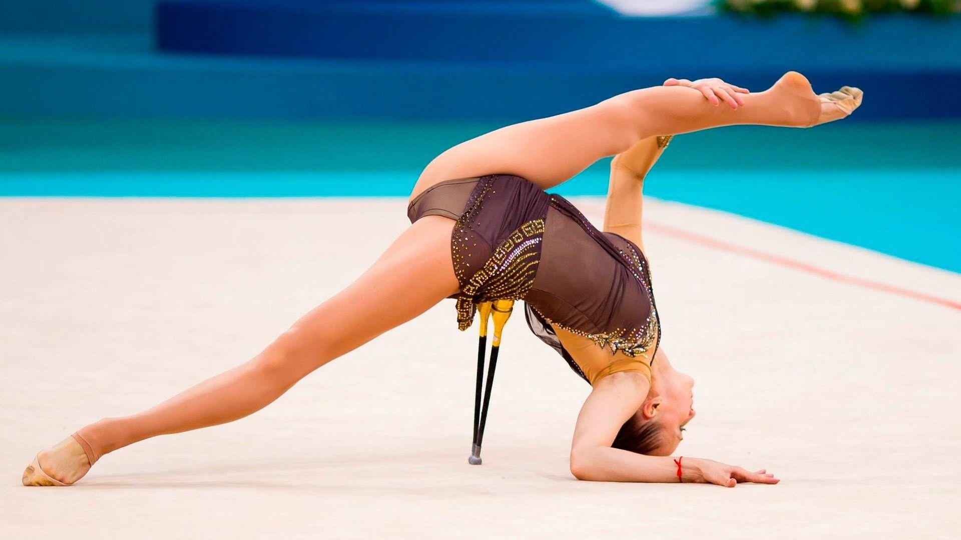 Художественная гимнастика эро
