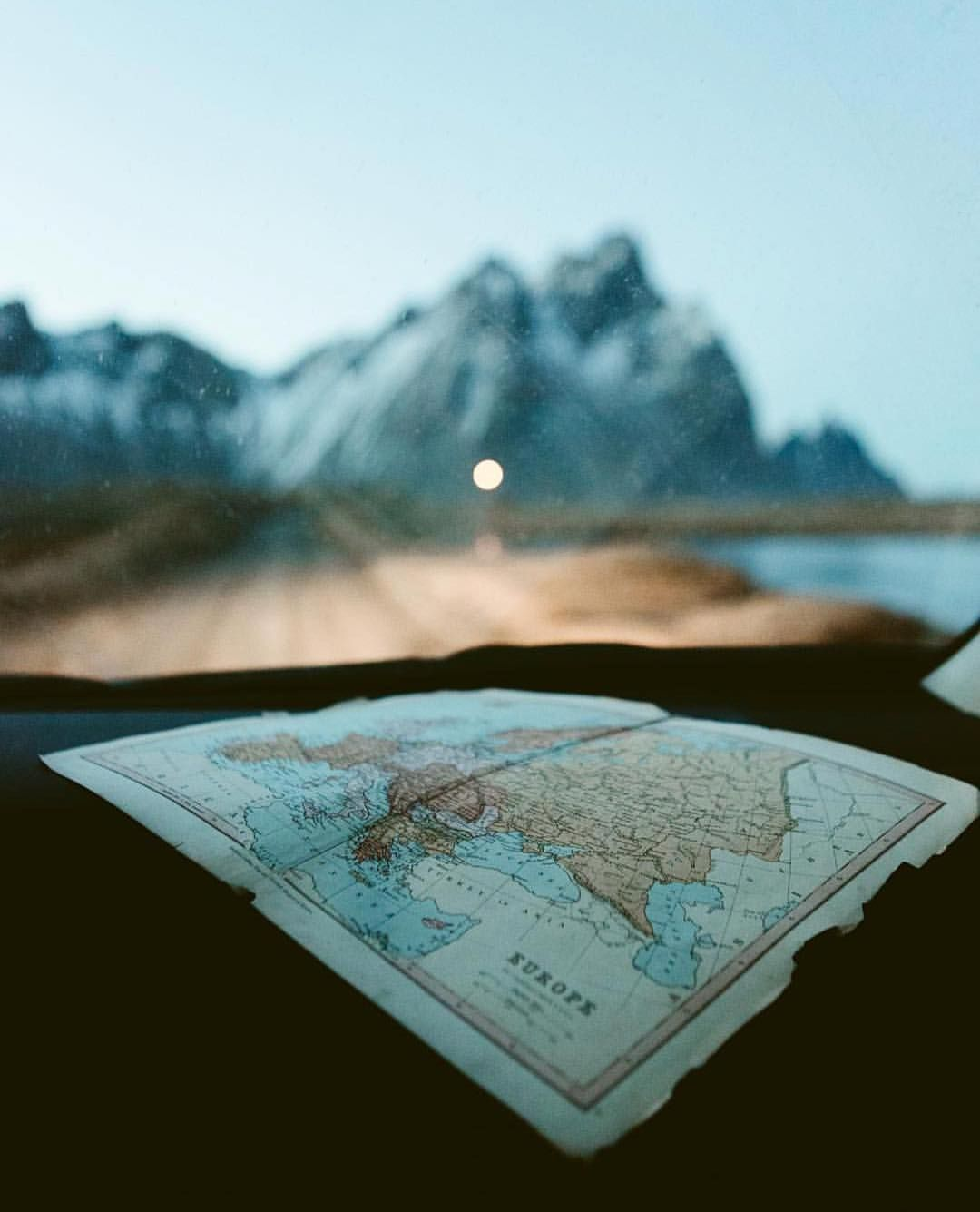 Map My Europe Trip on my country map, my weather map, my travel map,