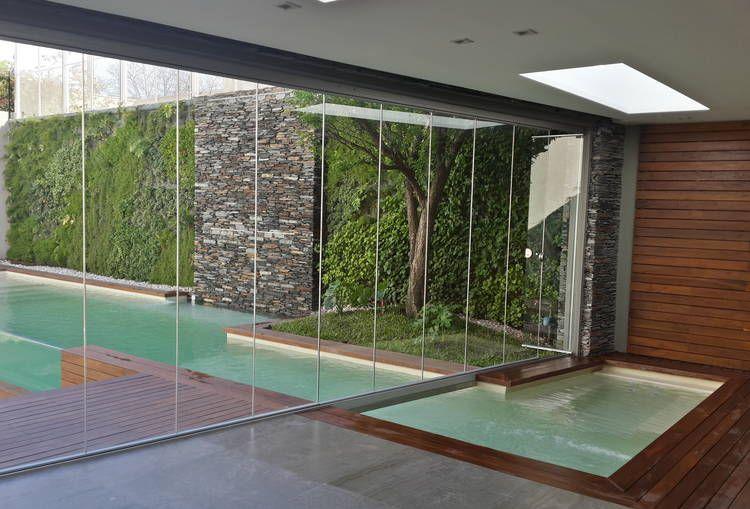 10 consejos para que la pileta sea funcional y de vanguardia piletas piletas piscinas y - Piscinas interiores climatizadas ...