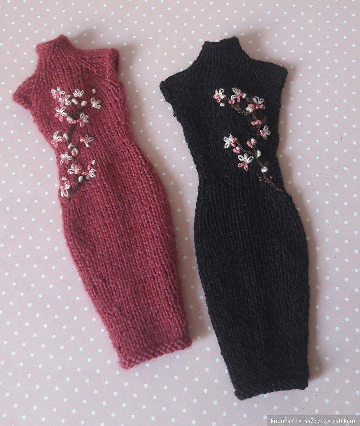 Японский минимализм в коллекции одежды Сакура / Одежда и обувь для кукол своими руками / Бэйбики. Куклы фото. Одежда для кукол #barbie