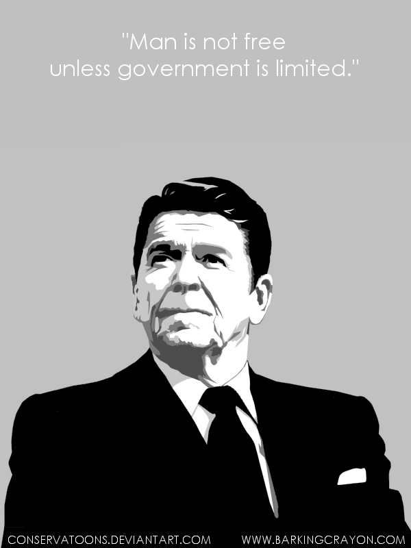 Reagan Kindle Screen By Conservatoons On Deviantart Nerd Quotes Freedom Quotes Reagan
