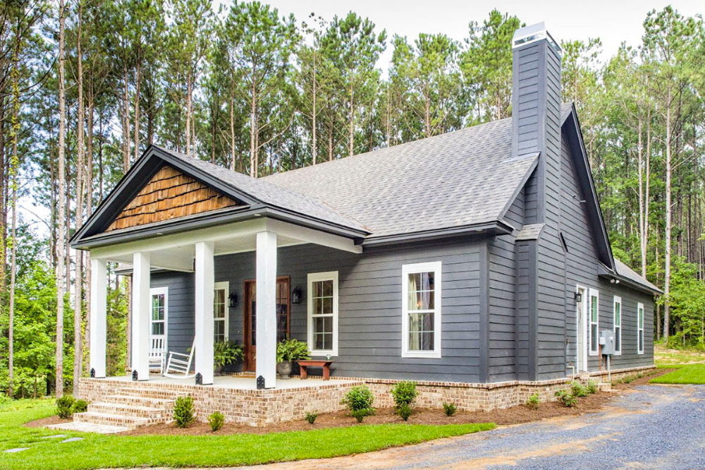 Plan 86339hh Storybook Bungalow With Large Front And Back Porches House Plans Farmhouse New House Plans Cottage House Plans