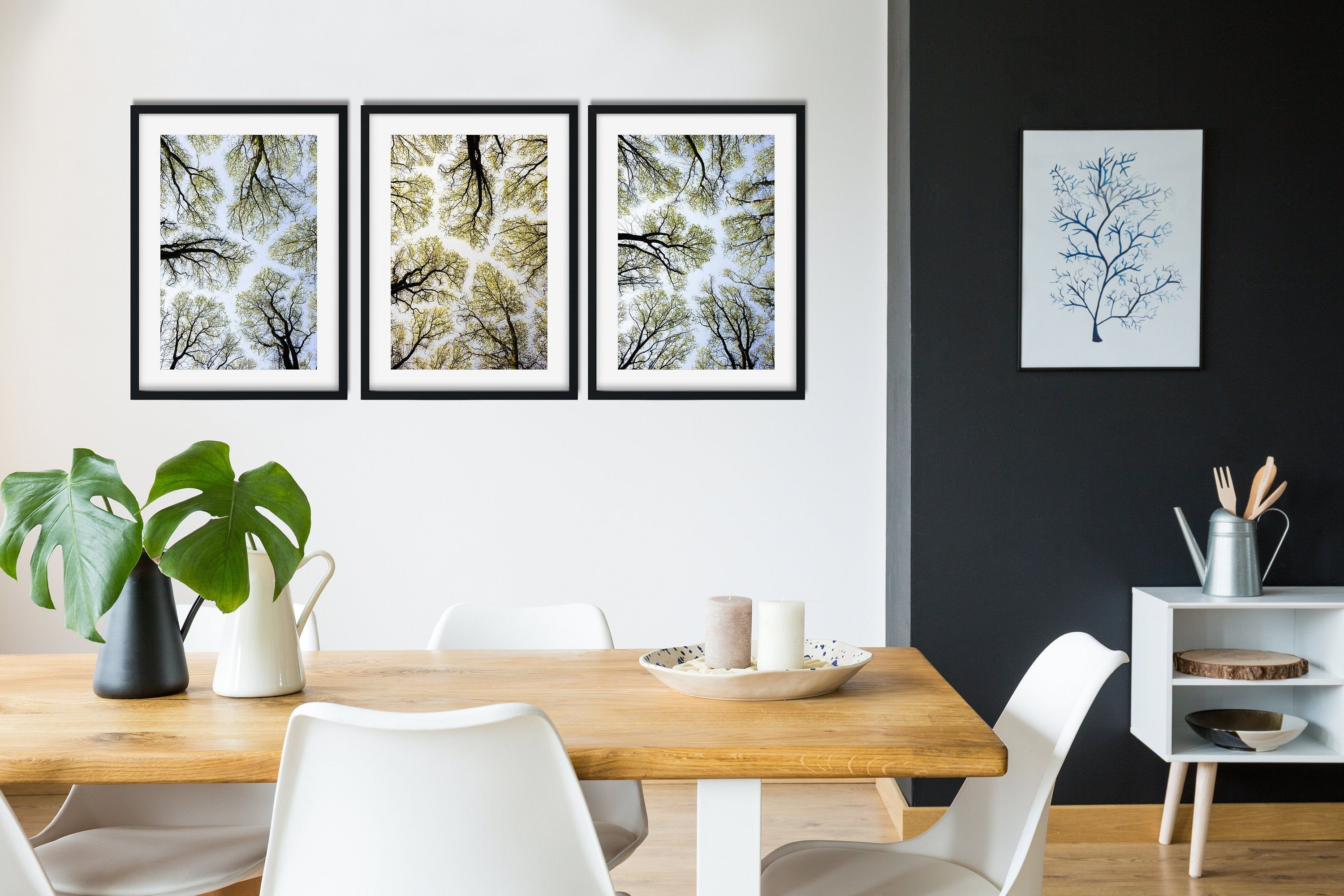 Set Of 3 Fine Art Photography Prints High Up In The Etsy Fine Art Photography Print Triptych Wall Art Photography Print