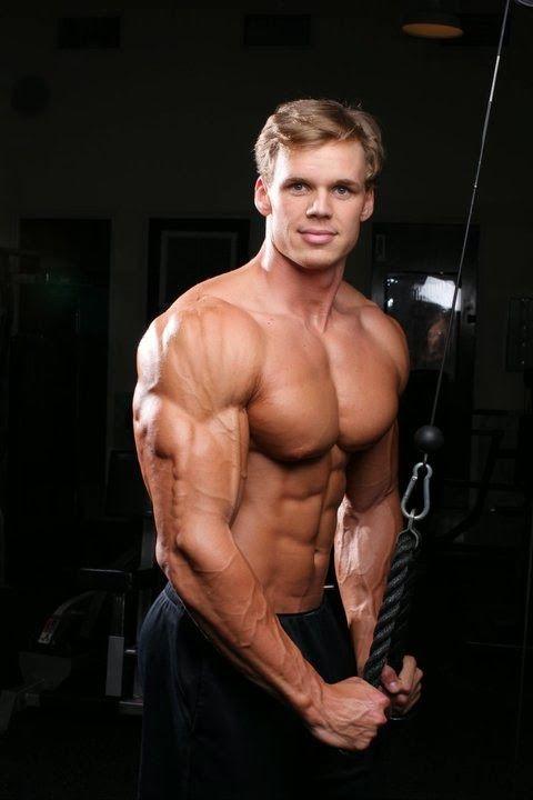 Steven Webb Bodybuilding Fitness Body Fitness Model