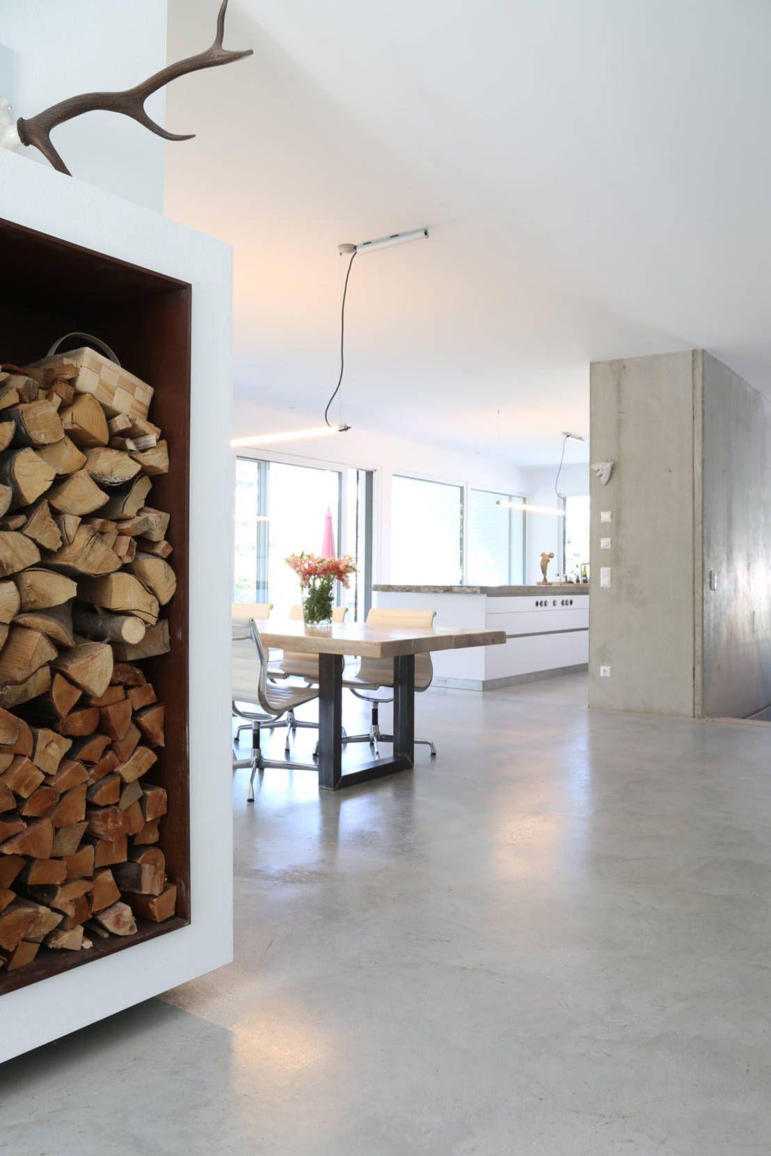die besten 25 designestrich ideen auf pinterest dachstuhl design dachboden ausbauen und. Black Bedroom Furniture Sets. Home Design Ideas