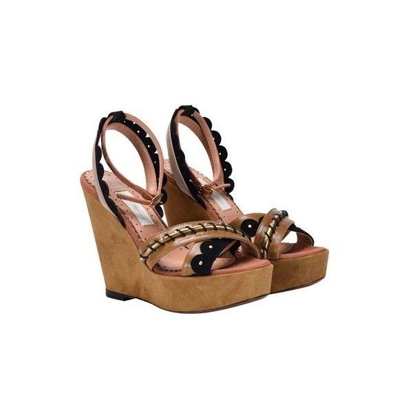 L'autre Chose Wedge Sandals dt1ZxHy