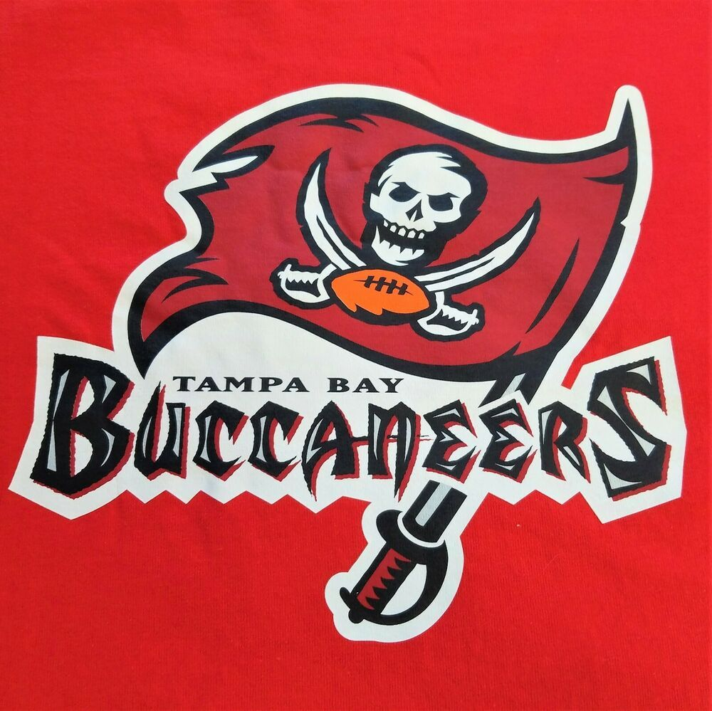 Details about Tampa Bay Buccaneers Mens T Shirt NFL Team