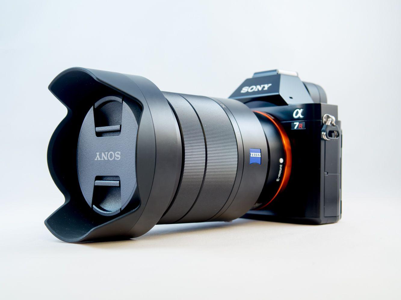 Sony Sel2470z Carl Zeiss 24 70mm F 4 Za Oss Lens In 2021 Sony Oss Camera