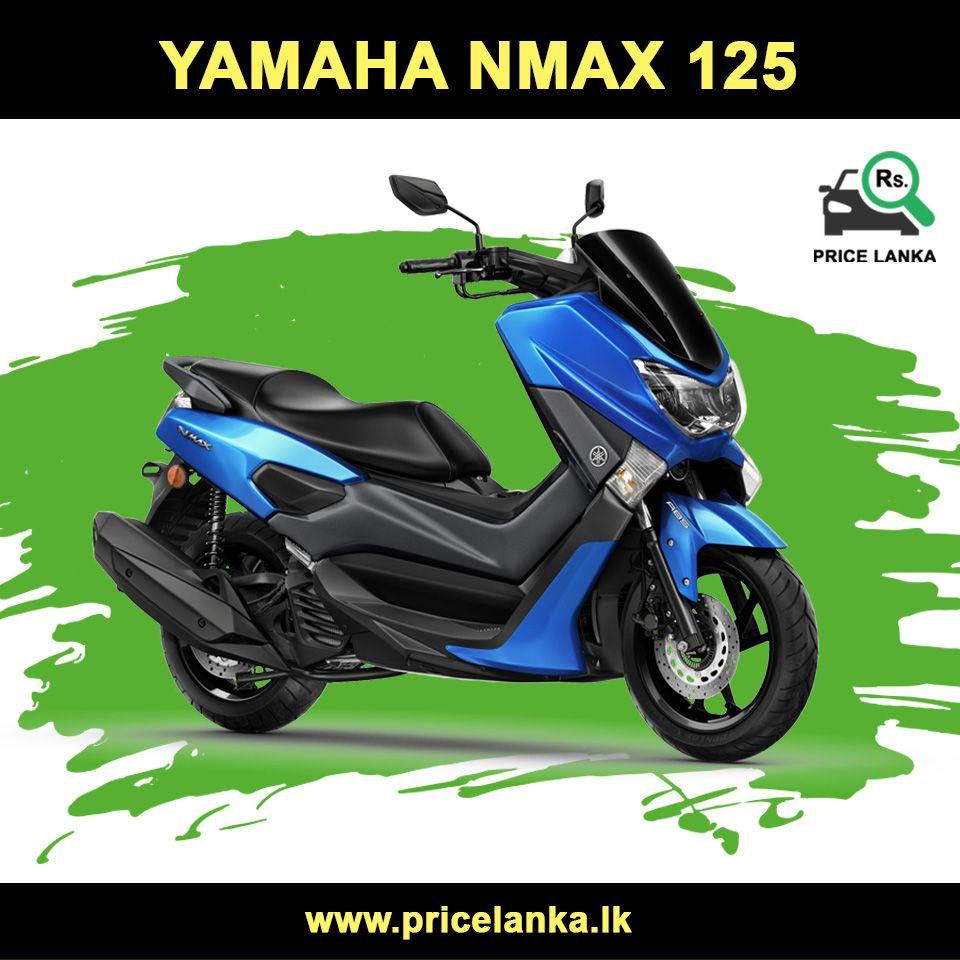 Yamaha Nmax 125 Price In Sri Lanka Yamaha Nmax Yamaha Yamaha