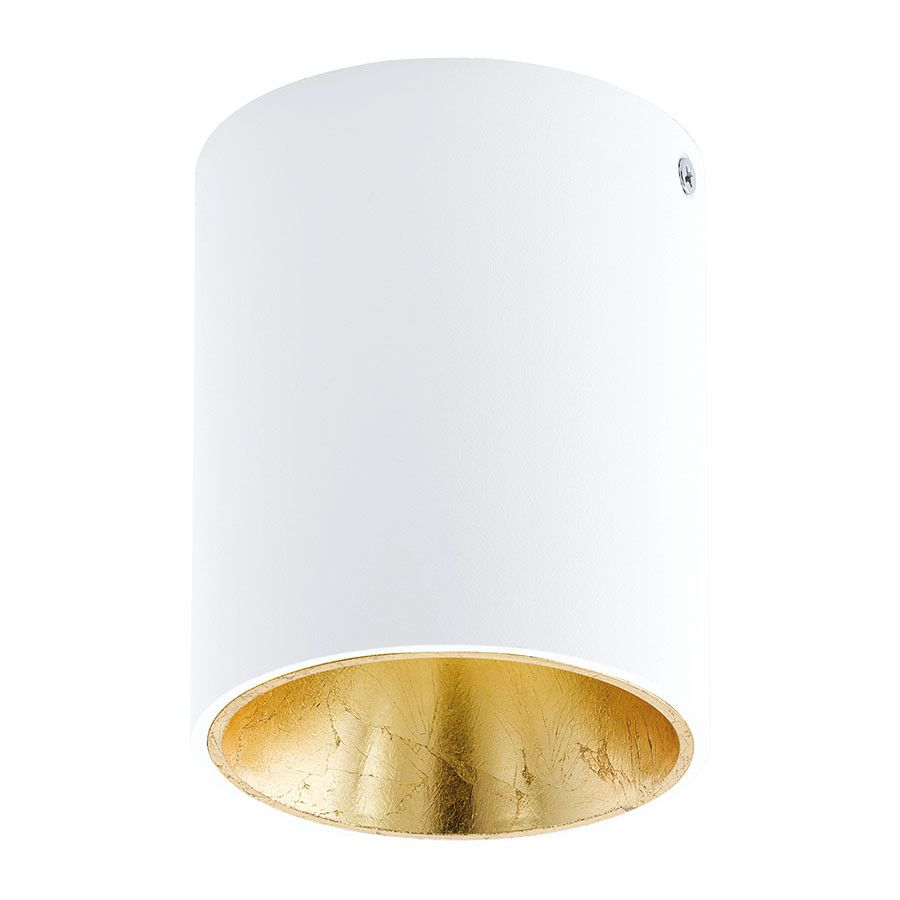 Eglo Polasso Led Taklampe Rund Lamper Lighting Ceiling Flush