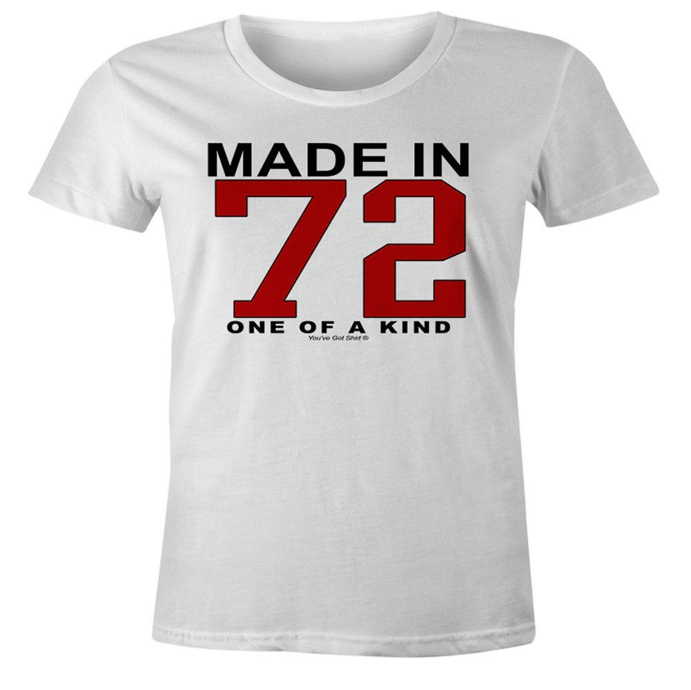 1972 t shirt women's